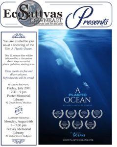 """Film & Discussion:  """"The Plastic Ocean"""""""